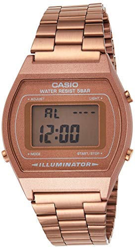 Casio b640wc-5a - orologio da polso, acciaio inox