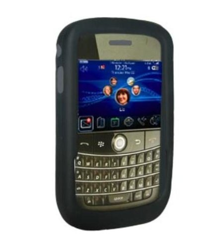 Amzer Custodia in silicone BlackBerry Curve 8520