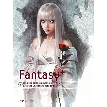 Fantasy II les Plus Belles Oeuvres d'Art des Artistes Cg Dans le Monde Entier