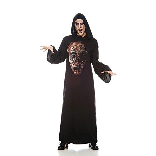 AEC-aq00746/STD-Disfraz de túnica Zombie, talla 50-52