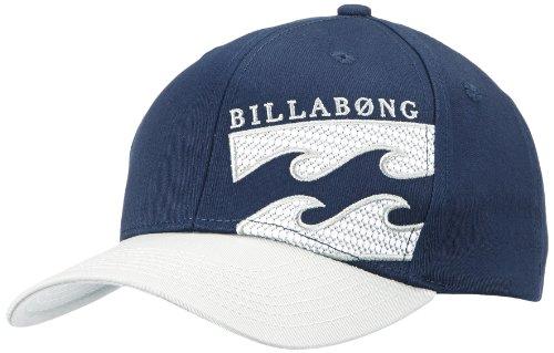 Schirmmuetze budy billabong casquette pour homme Bleu - bleu marine