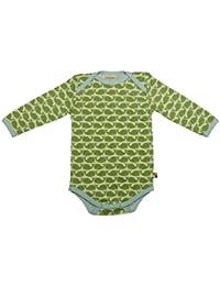 Loud + Proud Unisex Baby Long Sleeve Body - Organic Cotton