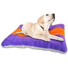 Sild Reversible para colchón doble el uso mascota perros & cats-soft acolchado cojín Mat varios tamaños(XXL)