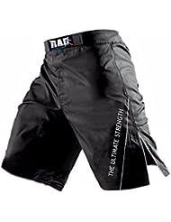 Rad MMA Muay Thai Short de combat Grappling martiaux Kick boxing Cage Fighting Pantalon