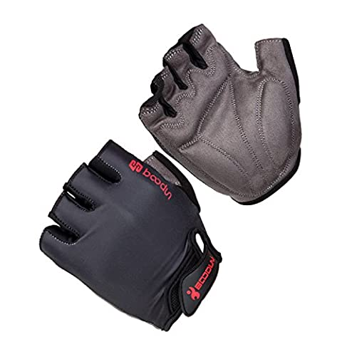 Asvert Cycling Bike Gloves, Gloves To Cushion Shock Absorber 8 Mm Foam Bicycle Riding Bike Gloves Half Finger Breathing