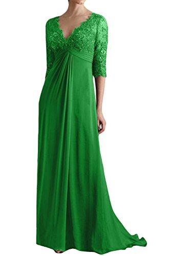 TOSKANA BRAUT -  Vestito  - stile impero - Donna Verde
