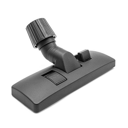 vhbw Kombi-Bodendüse Typ 16 mit Universal-Anschluss 30-37 mm für Sauger von Philips, AEG, Electrolux, Dirt Devil, Vax, Rowenta, Hoover, Miele, LG