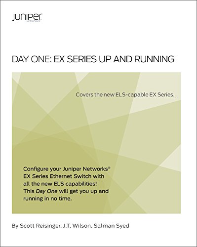 Day One: EX Series Up and Running (English Edition)