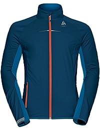 Odlo Trainingsjacke »zeroweight Windproof Warm Jacket Women« Rot