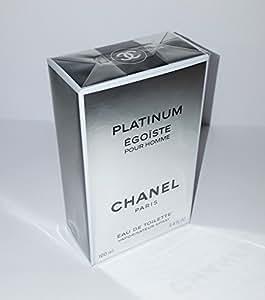 Chanel Platinum Egoiste 100 Eau de Toilette - Zerstäuber