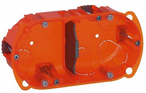 legrand-leg90502-bote-dencastrement-2-postes-batibox-multi-matriaux-profondeur-40-mm