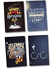 MACRO Harry Potter Magnetic Bookmark (Set of 4)