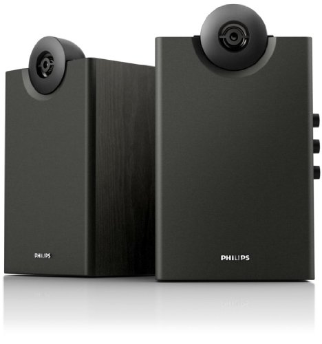 Philips SPA4270BT/37 Multimedia Speakers 2.0 (Black)