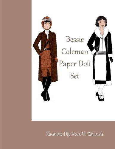 Bessie Coleman Paper Doll Set - Bessie Coleman-biographie