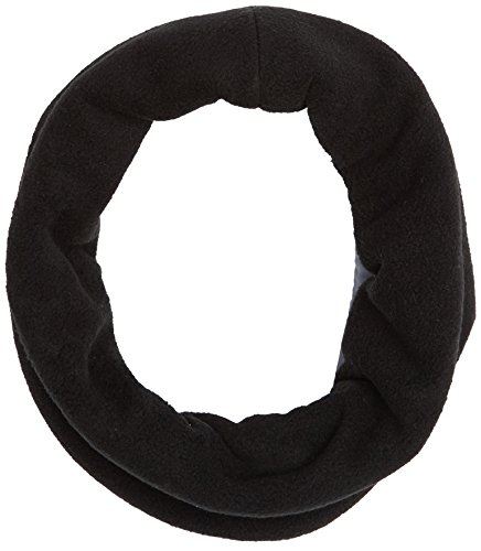 Nike Erwachsene Reversible Neck Warmer Schal, Black/Coolgrey, One Size - Reversible Neck Warmer