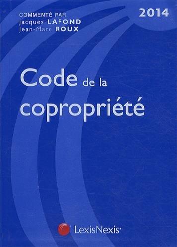 Code de la copropriété 2014