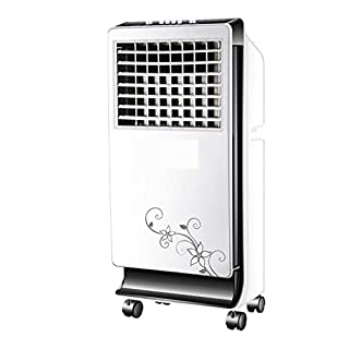 CYGJLYZ Klimaanlage lüfter kälte Fernbedienung typ kälte lüfter elektrische lüfter Hause Wohnzimmer Schlafzimmer Mobile luftreinigung luftbefeuchtung klimaanlage lüfter innenluftkühler