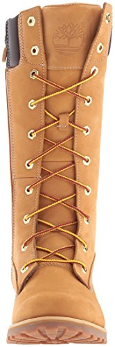 Timberland Asphltrl Cls Tall, Bottes fille Jaune (Wheat)