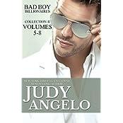 Bad Boy Billionaires Collection II: Vols. 5 - 8 (The BAD BOY BILLIONAIRES Series) by Judy Angelo (2013-07-29)