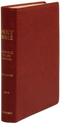 Scofield III Study Bible-NIV (Scofield Study Bible-niv)