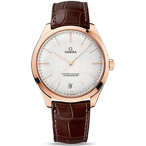 Omega De Ville Co-axial Trésor Master 40 mm el reloj De los hombres 432,53,40,21,02,002