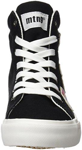MTNG Attitude Mile Chica, Chaussures de sport femme Noir