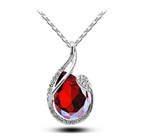 femmes-pendentif-cristal-collier-dechirure-drop-crystal-pendants-couleur-rouge