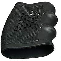XFC-apretones, Grip táctico del resbalón del Arma de Accesorios de Agarre en la empuñadura de Goma Negro Guante Cubierta Compatible con la Pistola Taurus,