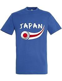 Supportershop – 4 Camiseta Japón niños 4 niño, ...