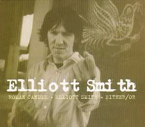 Domino 3 Album Set - Roman Candle, Elliot Smith, Either/Or