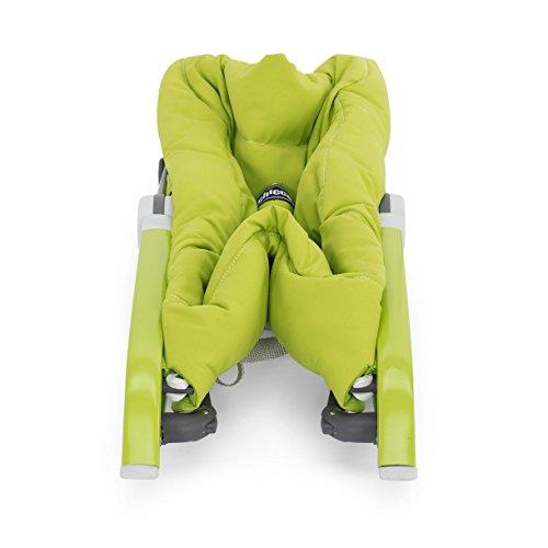 Chicco Modelo Pocket Relax Hamaca Bebe verde - 5