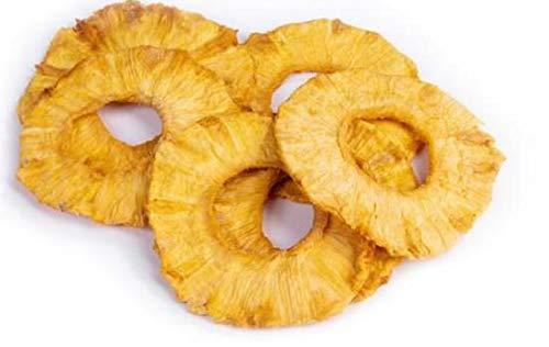 Naturkost Schulz - Ananas Ringe, 1 Kg, ohne Zuckerzusatz, einmaliges Aroma