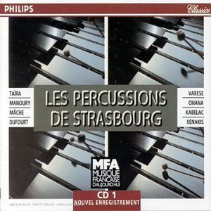 """Afficher """"Les Percussions de Strasbourg"""""""