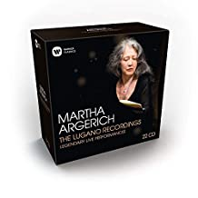 Argerich - The Lugano Recordings