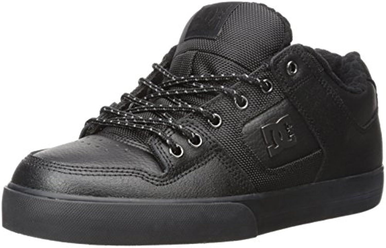 DC Uomo Pure se se se Skateboarding scarpe, Nero (nero nero), 38.5 EU | prezzo di sconto speciale  7f0b81