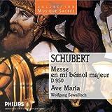 Schubert:Messe d.950/Ave Maria