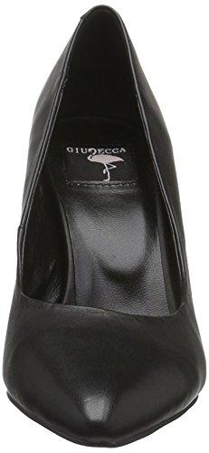 Giudecca - Jy16s8-1, Chaussures À Talons Noirs Pour Femmes (noir (noir))