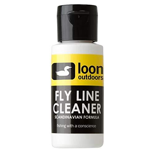 Loon Scandinavian Fly Line Cleaner, Line Dressing, Schnurpflege -