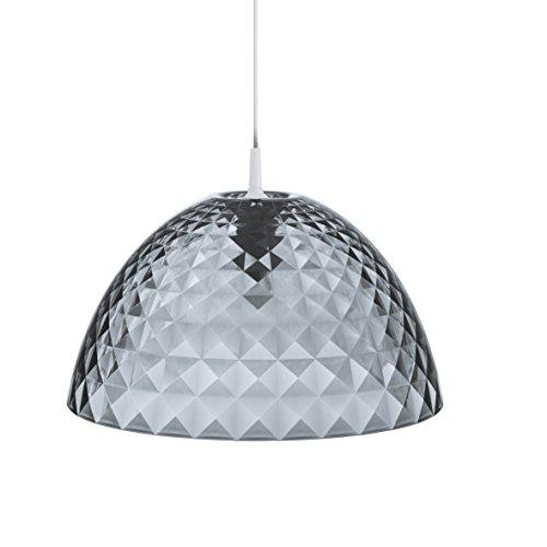 KOZIOL lampada sospesa LAMPADARIO da soffitto GRIGIO