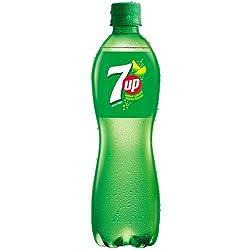 7Up Lemon Soft Drink Bottle, 600ml