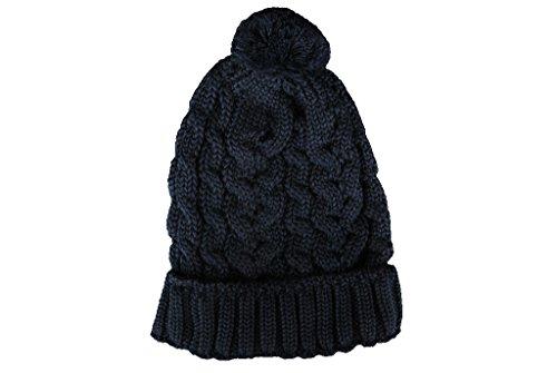 Cleptomanicx Wasa Dark Navy Mütze