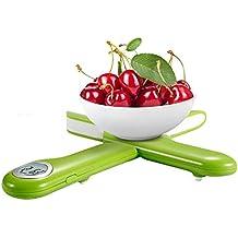 Camry Báscula Digital de Cocina Plegable, Mini Balanza para Alimentos, Escala para Pesar Comida