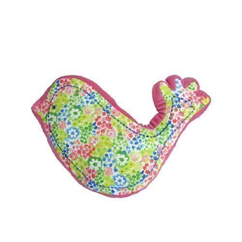 hiccups-songbird-applique-novelty-shaped-cushion-multi