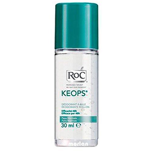 Roc Keops Desodorante Roll-On Piel Normal 2X30Ml