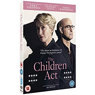 The Children Act [DVD] [2018]