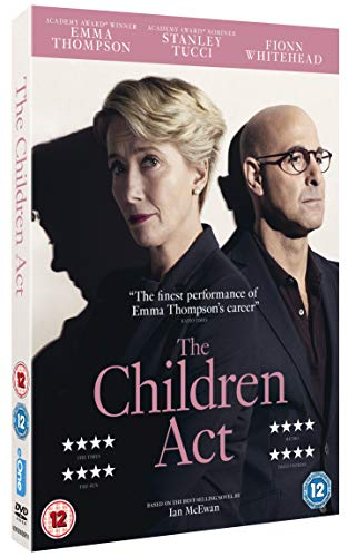 The Children Act [DVD] [2018]