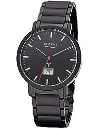 Regent IP FR-255 - Reloj de Pulsera para Hombre (Cristal de Zafiro,