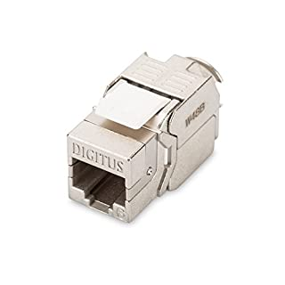 ASSMANN Electronic DIGITUS PROFESSIONAL CAT 6 - wire connectors (Metallic)