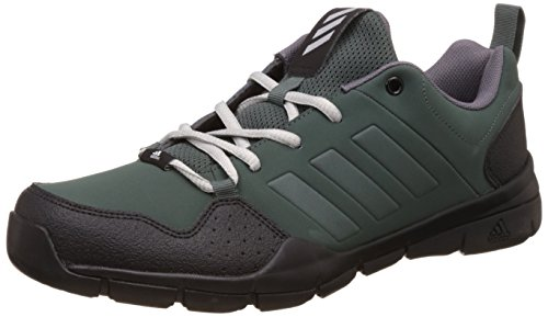 adidas Men's Argo Trek Utiivy, Cblack, Tragre and Silv Trekking and Hiking Boots - 7 UK/India (40.67 EU)