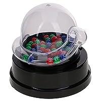 Sharplace-Mini-Elektrische-Glckszahl-Maschine-fr-Lotterie-Bingo-Spiel Sharplace Mini Elektrische Glückszahl Maschine für Lotterie Bingo Spiel - Start -